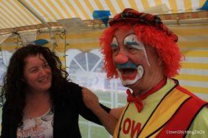 foto clown marian
